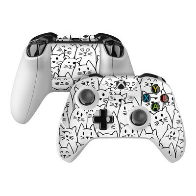 $7.49 • Buy Xbox One S Controller Skin Kit - Moody Cats - DecalGirl Decal