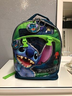 7ad596a6c32 Disney Lilo And Stitch Backpack School Book Bag Hot Topic • 45.50