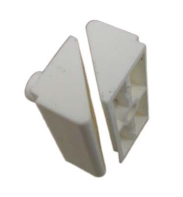 Large Upvc Window Closing Locking Wedge For Draughty Window Seals Pack Of 5 • 6.89£