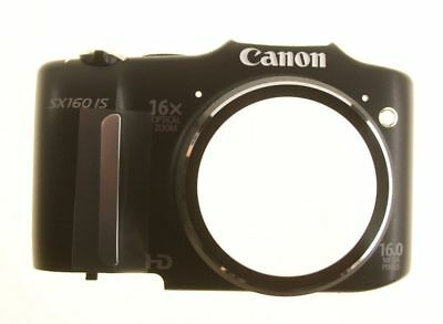 AU134.36 • Buy Canon PowerShot SX160 IS Camera Front Cover Assembly Replacement Part - Black