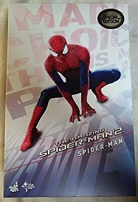 $ CDN1167.31 • Buy Hot Toys Movie Spider-Man ? Masterpiece Amazing 1/6 Scale Figure Spiderman Used