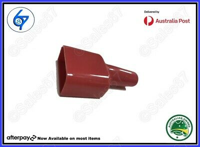 AU3.95 • Buy Waterproof 50A Anderson Plug Dust Cable Sheath Cover Red Sleeve