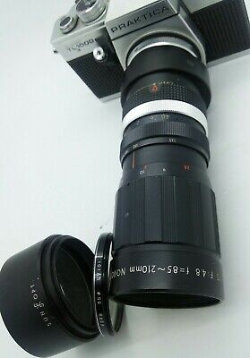 AU75 • Buy Pentax M42 Mount SUN Zoom 85-210mm F/4.8 Constant Lens