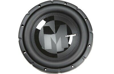 $149.95 • Buy Memphis Prx124 12  600w Max Single 4-ohm Car Audio Subwoofer Bass Speaker New