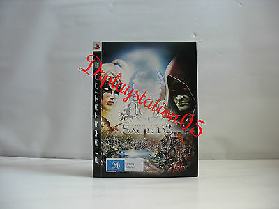 AU199 • Buy Sacred 2 Fallen Angel Collector's Edition PS3 Brand New In Pack