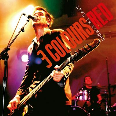 3 Colours Red(CD/DVD Album)Live In London-Secret-SECDP207-EU-2019-New • 8.89£