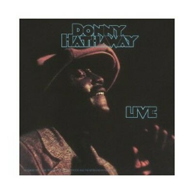 Donny Hathaway - Live  Vinyl Lp Best Of Pop Soul R&b  New!  • 77.48£