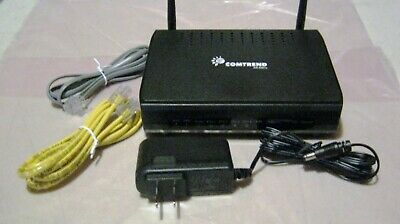 One 1 Comtrend AR 5381u Wireless ADSL2 Router In The Box