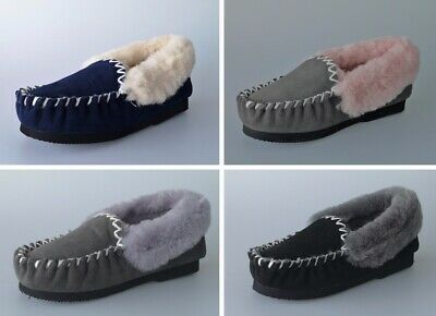 AU47 • Buy UGG Moccasins/Slippers12Colors Unisex Premium Sheepskins With Heel Shaping Sheet