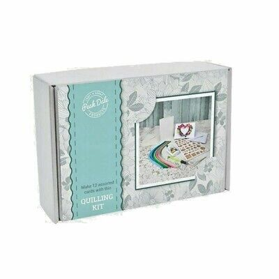 £15.99 • Buy Peak Dale Deluxe Quilling Kit New And Boxed