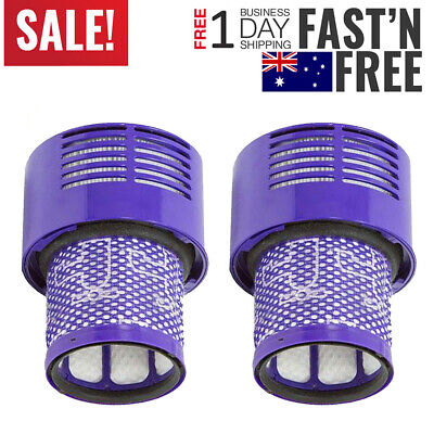 AU18.55 • Buy 2x Washable Hepa Filter For DYSON Cyclone V10 Animal Absolute Total Clean Vacuum