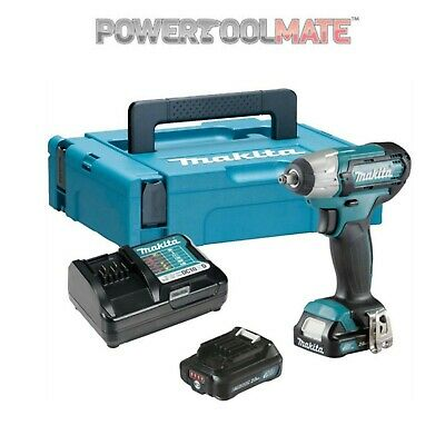 Makita TW140DWAE 12vmax 2x2.0Ah Li-ion 3/8in CXT Impact Wrench • 104.99£