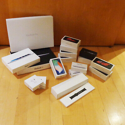 $ CDN65 • Buy Lot Of 23 Empty Apple Boxes IPhone/iPad/MacBook/Air Pods/Watch/Strap/Magic Mouse