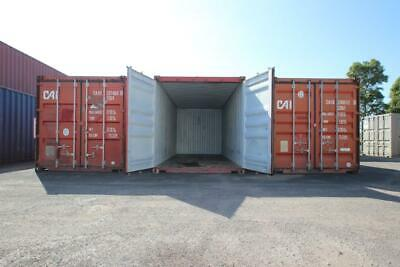 AU4520 • Buy Shipping Container 20FT- Toowoomba