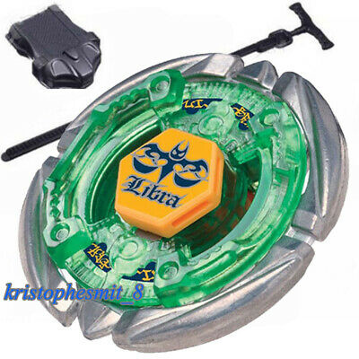$5.69 • Buy Beyblades BB48 Launcher Flame Libra Metal Fusion 4D Beyblade With Launcher Toys