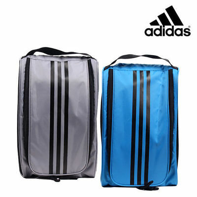 $18.96 • Buy TAYLORMADE ADIDAS Stripe Shoes Case Football Soccer Sports Gym Bag Authentic E_c