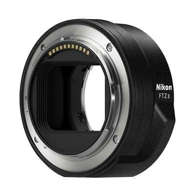$2843.90 • Buy Nikon Z7 FX-Format Mirrorless Camera Body With Mount Adapter FTZ #1591 AD