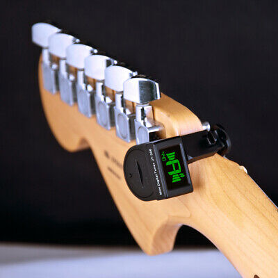 $ CDN22.78 • Buy Mini Guitar Tuner Digital LCD Clip On Tuner For Electric Acoustic Classic Guitar