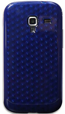 £1.23 • Buy New Design Silicone Gel Diamond Case Cover Skin For Samsung Galaxy Ace 2 I8160