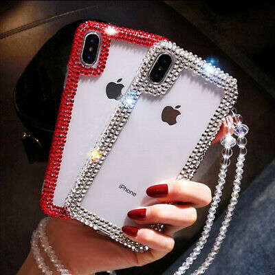 AU7.99 • Buy For OPPO Fashion Handmade Quality Luxurious Glitter Diamond Jewelry Case Cover