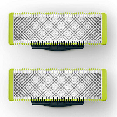 AU37 • Buy 2pc Philips QP220 Replacement Beard Shaving Blades Heads For OneBlade Pro Handle