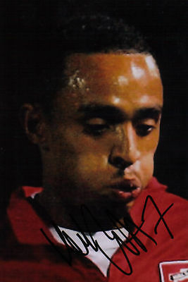 £2.99 • Buy WALSALL: MARK WRIGHT SIGNED 6x4 ACTION PHOTO