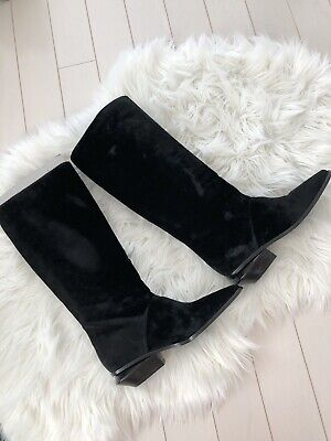 AU309.61 • Buy Alexander Wang Boots Size 37 New