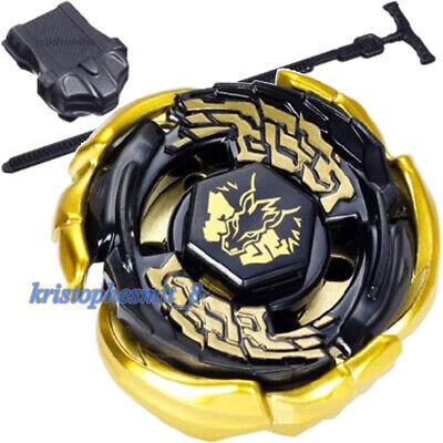 $5.69 • Buy Beyblade BB70 Gold Galaxy Pegasus 4D Metal Fusion Constellation With Launcher