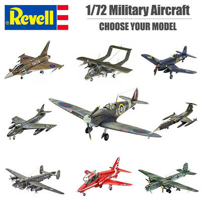 Revell 1:72 Military Plastic Model Kit - Kit Choice • 44.95£