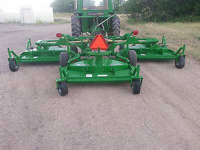 deere finishing mower