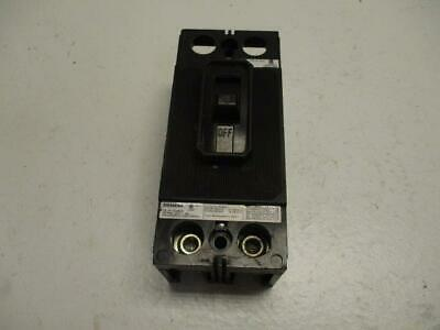 $ CDN398.79 • Buy Siemens Qj22b200 Circuit Breaker 200a * Used *