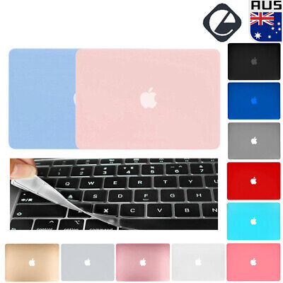 AU19.99 • Buy For 2018 New MacBook Air 13 Inch A1932 Rubberised Hard Shell Case+Keyboard Cover
