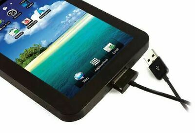 £3.45 • Buy CLiPtec Samsung Galaxy TAB 2 10.1 P5100 P7500 Tablet USB Data Lead Cable Charger