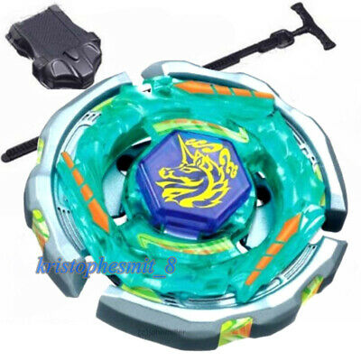 $5.69 • Buy Beyblade BB71 Unicorn Spin Gyro 4D Metal Fusion Constellation With Launcher Toys