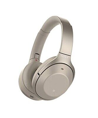 AU399 • Buy Sony Wireless Noise Cancelling Headset WH-1000XM2 Gold