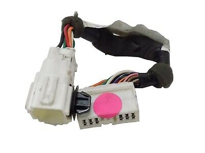 master power window switch wire wiring harness left side coupe honda civic  06-11 •