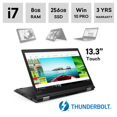View Details Lenovo Thinkpad X380 Yoga 13.3  Touch I7  • 1998.00AU