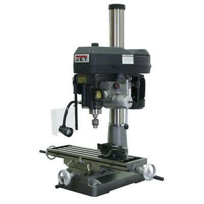 $3599 • Buy Jet JMD-18PFN Mill/Drill With Power Downfeed 115/230V 1Ph New