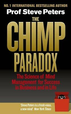 The Chimp Paradox: The Acclaimed Mind Management Programme To Help You Achiev. • 14.29£