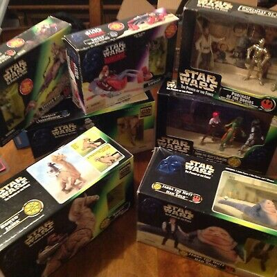 $ CDN12.66 • Buy Star Wars ~ Vintage Playsets / Vehicles / Puzzle ~ New/used ~  Toys 'r' Us  Tags
