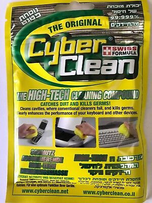 $25 • Buy 5x The Original Cyber Clean Swiss Formula Yellow (5 PACK)