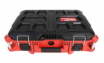 View Details Milwaukee 48-22-8424 Packout Tool Box Impact Resistant Case • 54.99$