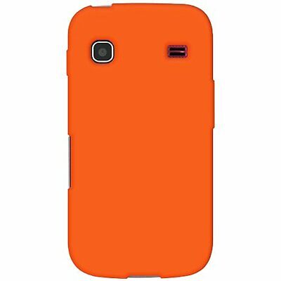 $7.95 • Buy Amzer Silicone Jelly Skin Case Cover For Samsung Repp SCH-R680 Orange