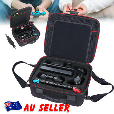 AU33.95 • Buy For Nintendo Switch Travel Deluxe System Storage Portable Carrying Hard Case