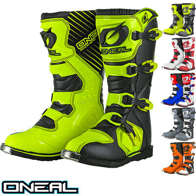 £149.99 • Buy Oneal Rider Motocross Boots MX Off Road Dirt Bike ATV Quad Racing Boots