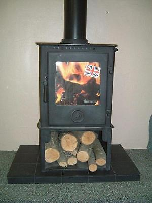 Heatproof Tiled Hearth Ideal For Stoves - 30 X18 X2  Choice Of Colours • 60£