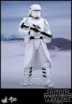 $ CDN291.05 • Buy Hot Toys MMS321 Star Wars The Force Awaken The First Order Snowtrooper In Stock