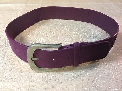 $6.99 • Buy THE CHILDREN'S PLACE Purple Embroidered BELT YOUTH GIRLS  Size 4 - 7