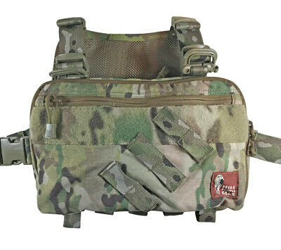 £117.04 • Buy V3 Search And Rescue Kit Bag Multicam Hill People Gear SAR Chest Pack Rig