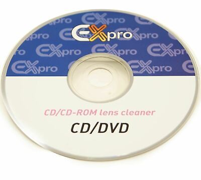 £4.92 • Buy Ex-Pro® Maxview CD DVD BLU RAY Lens Cleaner PS3 XBOX 360